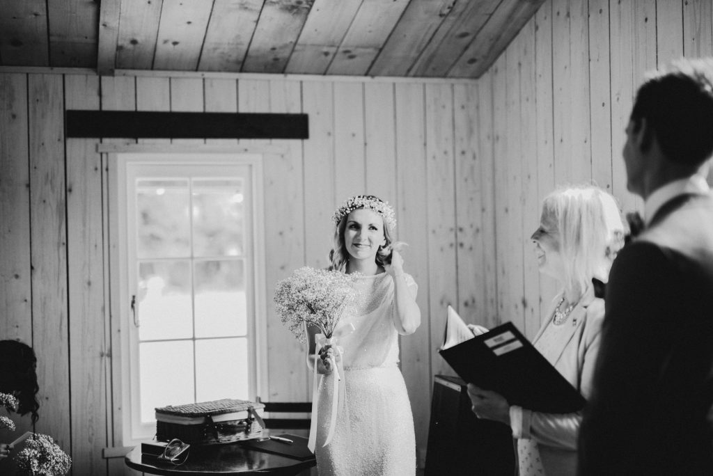 Our Humanist wedding ceremony